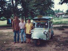 80年代のタイ1988.8  「初めてのタイはパッケージツアー」  ~バンコク&アユタヤ&カンチャナブリ~