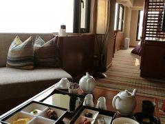 冬の福岡ザ・ルイガンズで優雅に過ごす♪ Vol4(第2日目:午前) ☆ザ・ルイガンズのスイートルームで和朝食を頂く♪周辺を優雅に散策♪