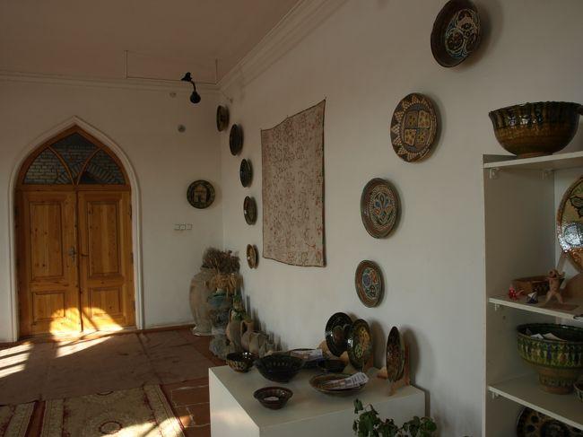 冬季に陶器の町訪問