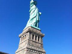 ニューヨーク滞在記(地下鉄で自由の女神、WTC跡へ)