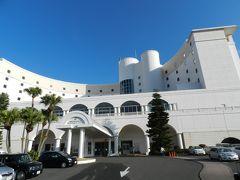 『青島パームビーチホテル』宿泊記◆2011年年末・南九州4県の旅≪その4≫