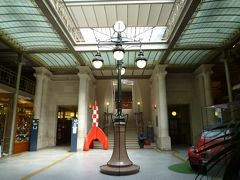 パリ発☆ 弾丸ブリュッセル旅行③ ベルギー漫画センター
