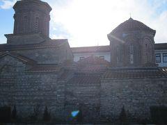 新年バルカン・アドリア横断旅行2012マケドニア編3 ~スヴェティ・ナウムのすべて、そして国境越え~