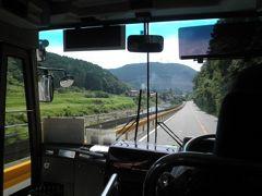 20110825-30 阿蘇旅行記(16) 6日目-2 美祢線代行バス(県道経由便)