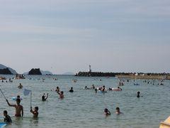 若狭和田へ海水浴