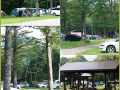 戸隠キャンプと戸隠神社