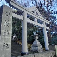 キャピトル東急ランチ&日枝神社(2011年12月)
