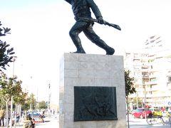 新年バルカン・アドリア横断旅行2012アルバニア編2 ~首都ティラナ、短時間観光~