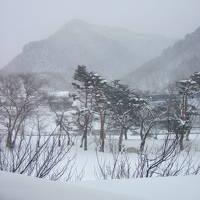 雪はしんしんと降り積もる @水上温泉