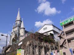 長崎・佐世保★海軍ビーフシチュー&三浦町教会で購入したキリスト教グッズたち