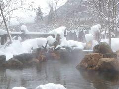2012初旅 家族で奥飛騨 深山桜庵