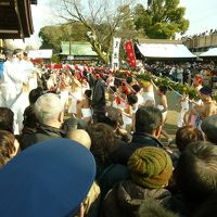 国府宮神社の「儺追神事」裸祭り