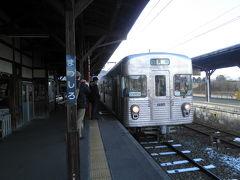 20111229-0103 年末年始一人旅(4) 2日目-3 長野電鉄屋代線