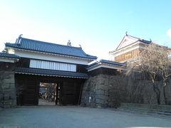 20111229-0103 年末年始一人旅(5) 2日目-4 上田城