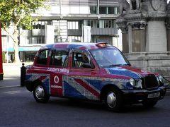 初めての英国とオリエント急行乗車 2011年10月