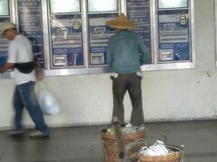 2006年 初一人旅は台南・台北 1 台南へ