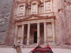 友人を訪ねて 贅沢なヨルダン・レバノン旅行記4日目(ペトラ~ベイルート)