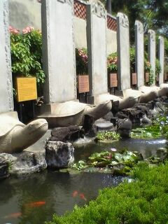 2006年 初一人旅は台南・台北 3 台南にて