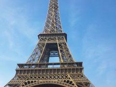 初めてのヨーロッパ旅行は「パリ」ですよ♪【3日目】
