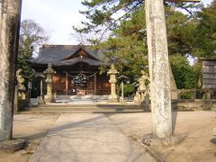 松江神社(松江城内)