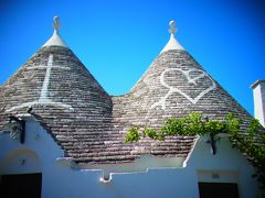 Honeymoon@South Italy《アルベロベッロ世界遺産の街散策》