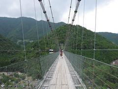 2009:夏たび・2 盛りだくさんな南紀 恐怖のつり橋から熊野三社 本宮へ。
