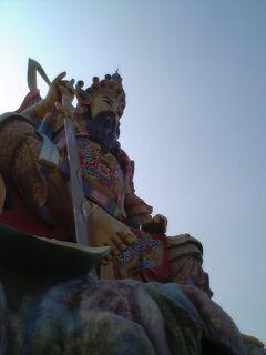 2007年 台湾南部の旅 11 蓮池潭