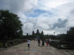 カンボジアは世界一美しい