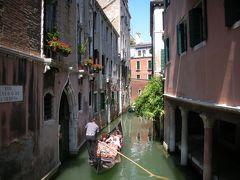 ヴェネツィア_Venezia 『潟』!そこへ追いやられた人々が造り上げた水上都市