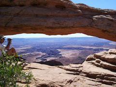 Canyonlands National Park (2003年夏の旅行記)