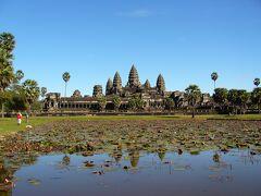 カンボジア2006アンコール・ワットに行ってみた