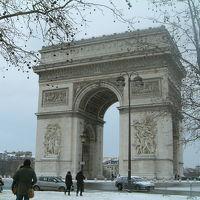 極寒パリ-