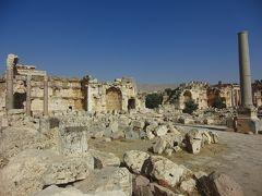 友人を訪ねて 贅沢なヨルダン・レバノン旅行記6日目(ベイルート・バールベック観光)