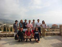 友人を訪ねて 贅沢なヨルダン・レバノン旅行記7~9日目(ビブロス~帰国)