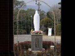 長崎・平戸教会巡り★レンガ装飾が美しいカトリック田平教会