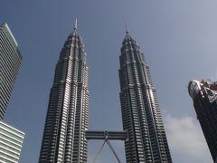 Kuala Lumpur  クアラルンプール リッツ-カールトンでエステ満喫