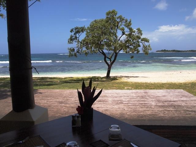 オーストラリア、バヌアツ、香港旅行のブログ3 バヌアツ編(エラタップ・ビーチリゾート宿泊記)です。<br /><br /> 2012年2月3日、カンタス航空とエア・バヌアツのコード・シェア便で、シドニーからバヌアツの首都ポートビラに到着です。この旅行記では、2月6日にブリスベンに向けてバヌアツを出発するまでの間を扱っています。<br /><br /> ホテルはEratap Beach Resort.<br />http://www.eratap.com/<br />このホテルに欠点を見出すことは難しいと思います。トニー、ルイーザ、パスカル、そして地元Eratap村のスタッフの皆さん、誰もが笑顔でフレンドリーで、そしてこのホテルを愛していて、客をもてなす気持ちにあふれています。旅行前からメールのやり取りをして、パスカルには本当にお世話になりました。<br /><br /> 旅の前半は荒天でしたが、トニーは、ロペビ島、アンブリム島への遊覧飛行の予約と、その催行の確認を、毎日続けてくれました。バヌアツを離れる日の朝になってようやく、念願の遊覧飛行をすることができました。1時間52分に及ぶフライトは、とてもファンタスティックな体験でした。<br /><br /> わずか3泊のみでしたが、素晴らしい滞在を演出してくださったホテルのスタッフの皆さまに深く感謝するとともに、心からの敬意を表します。<br /><br /> 2012年オーストラリア、バヌアツ、香港旅行記?空港ラウンジ・機内食編<br />http://4travel.jp/traveler/takkuns/album/10645772/<br />も合わせてご覧ください。<br /><br />以下は、遊覧飛行の動画のURLです。<br />動画①:エピ島の西海岸を南下<br />https://youtu.be/n-7wjfILHuQ<br />動画②:エマエ島近海の美しい珊瑚礁の海(環礁)<br />https://youtu.be/HIb39L-8y24<br />動画③:トランクィリティ島、レレパ島、エファテ島<br />https://youtu.be/qiRrDpNymP4<br />動画④:ハイダウェイ島とポートビラ空港着陸<br />https://youtu.be/fasdyibp7js<br />