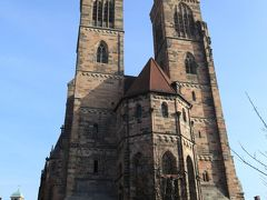 【欧州旅行32日目】 音楽家ヨハン・パッヘルベルゆかりの教会 「Sankt Sebalduskirche (聖セバルドゥス教会)」