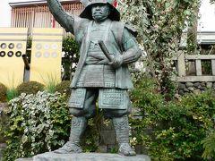 日本の旅 関西を歩く  大阪市天王寺区、真田幸村ゆかりの三光神社(さんこうじんじゃ)周辺
