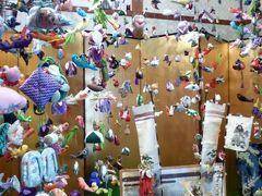 早春の東伊豆・稲取の旅♪ Vol13(第2日目:昼) ☆稲取の「雛のつるし飾り」のむかい庵で鑑賞♪