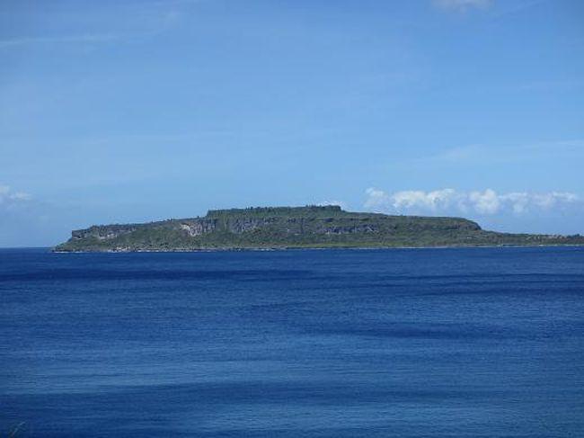 ずっと気になっていたロタ島。グアムからわずか60kmと近いにも関わらず手つかずの自然が多く残されている島です。<br />出発直前になって乗継便の欠航があったりとハプニングがありましたが、無事に行く事が出来ました