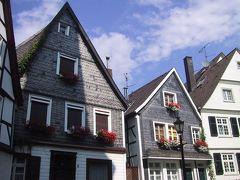 Essen : Kettwig旧市街 2004