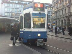 乗り倒れ!! ヨーロッパトラム巡り7日間+1日<その1・チューリッヒ>市内のいろいろな乗り物に仰天!