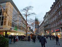 ニュルンベルク - 街散策、そして初体験のドイツのクリスマス市(2/3)