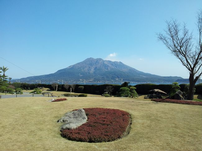 現在福岡で単身赴任中、といっても実家で両親と過ごしておりますが、そんな折、両親と鹿児島へ行くことになりました。メインは妙見石原荘!指宿〜妙見周辺〜磯庭園といったルートでございます。
