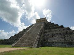 メキシコ④ チチェンイッツァ遺跡