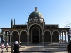 イスラエルの旅(3)・・ペテロの首位権の教会、カペナウム、山上の垂訓教会を訪ねて