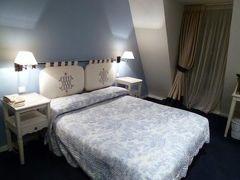 春の優雅なコートダジュール旅♪ Vol3(第1日目夜) ☆ニースのホテルは「HOTEL LE GRIMALDI」の最上階スイートルーム♪