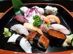 春の優雅なコートダジュール旅♪ Vol4(第1日目夜) ☆ニースのお寿司屋「KAMOGAWA」で絶品寿司を頂く♪