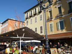 春の優雅なコートダジュール旅♪ Vol7(第2日目午前) ☆ニースの旧市街とアンティーク市場を楽しむ♪
